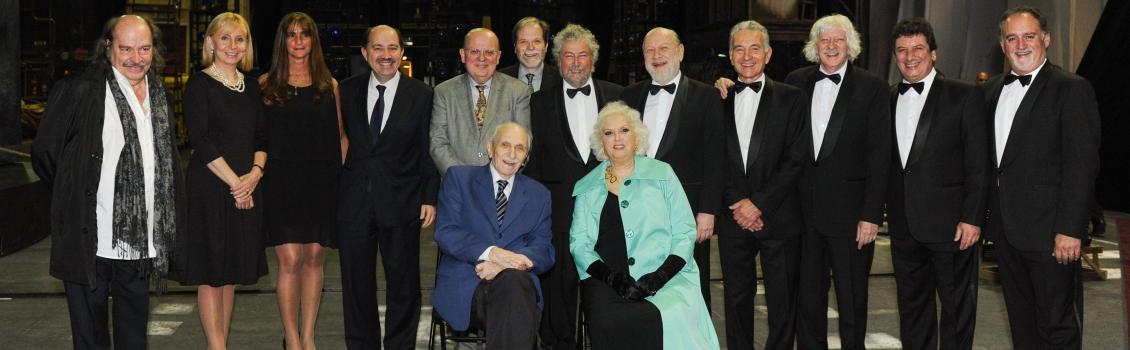 Homenaje a un histórico de la discografía en el Teatro Colón