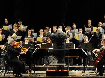 La Primavera de Francisco en el Teatro Colón